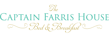 Captain Farris House Logo